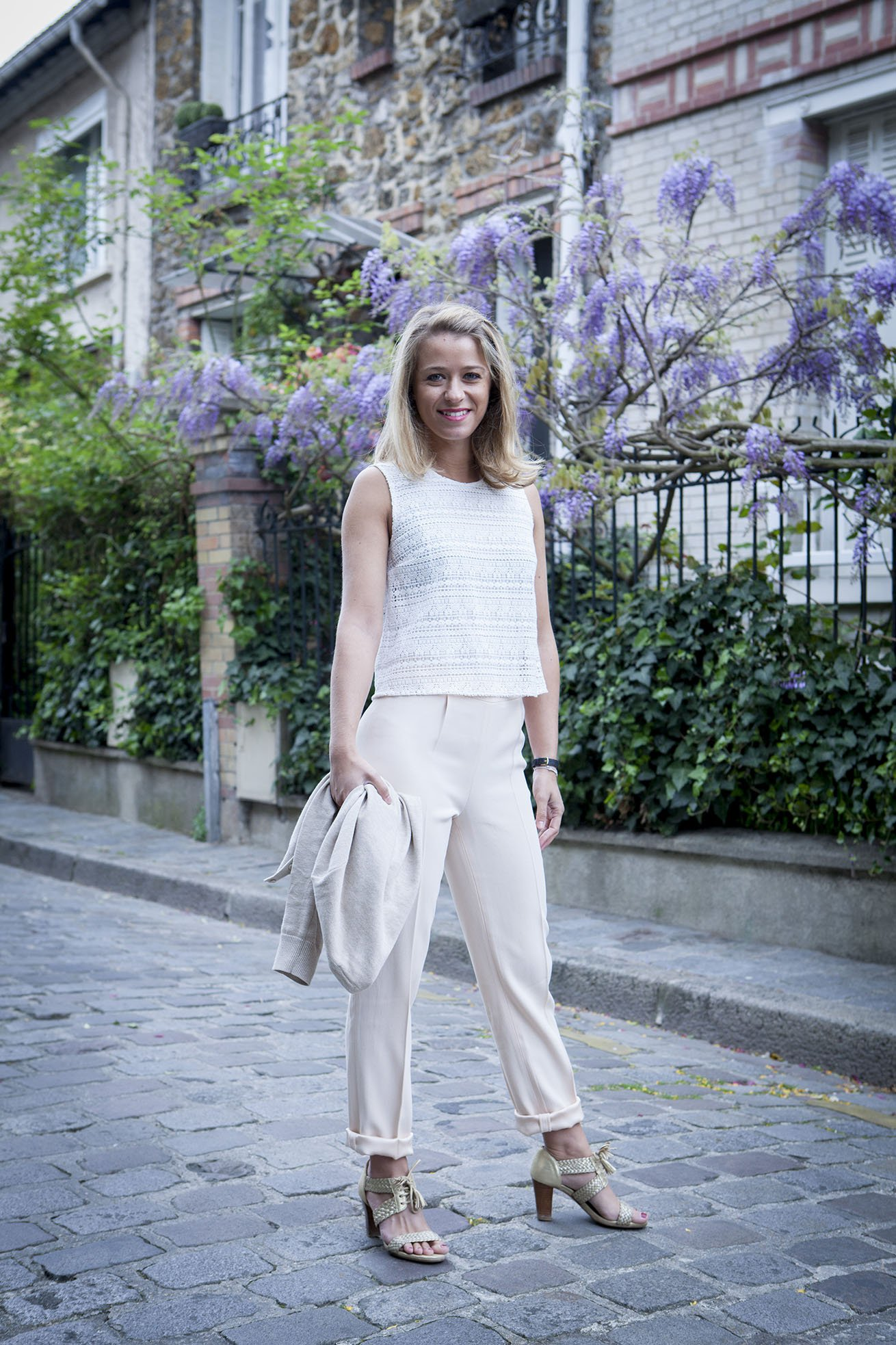 Pauline Lahary, CV, French entrepreneure